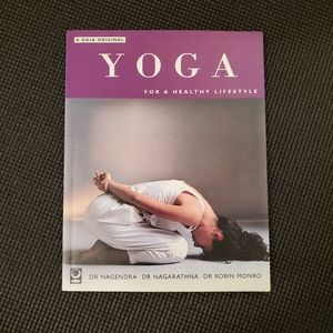 BOOK: Yoga for a healthy lifestyle